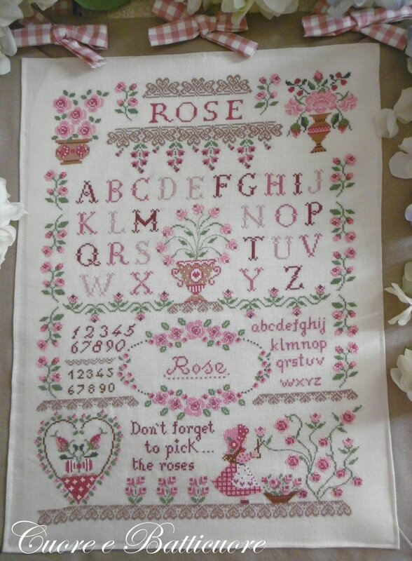 rose sampler 1