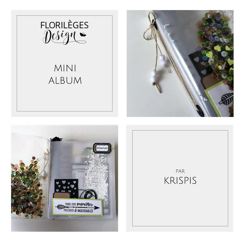 mini album Krispis 2106