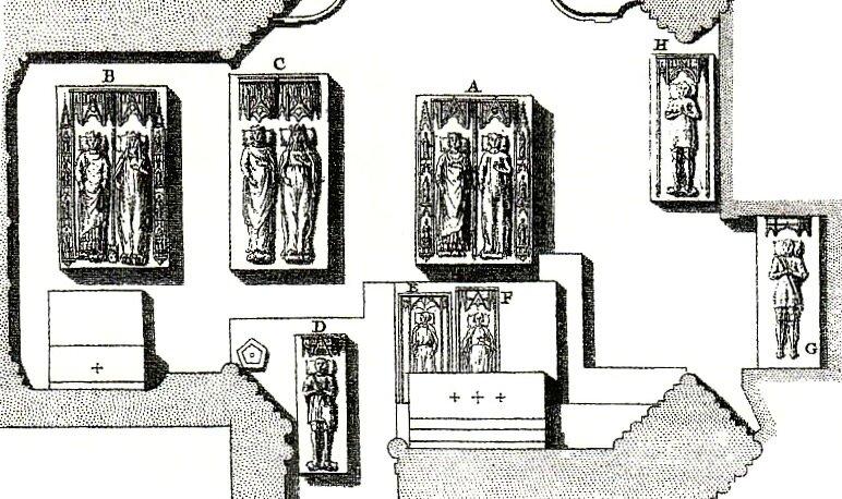 chapelle Charles V à Saint-Denis