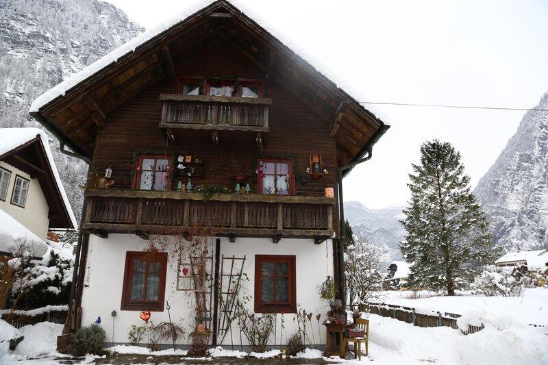 maison hallstatt