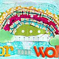 Color your world #6 challenge janvier