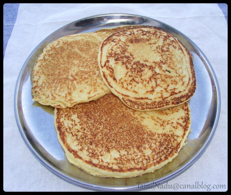 harcha pancake