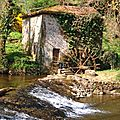 Moulin vieux de Confolens .