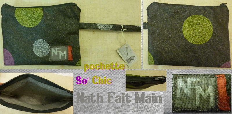 Pochette 'So'Chic'