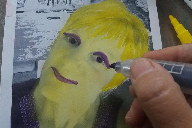 23-Complémentaires A la manière de Andy Warhol (44)