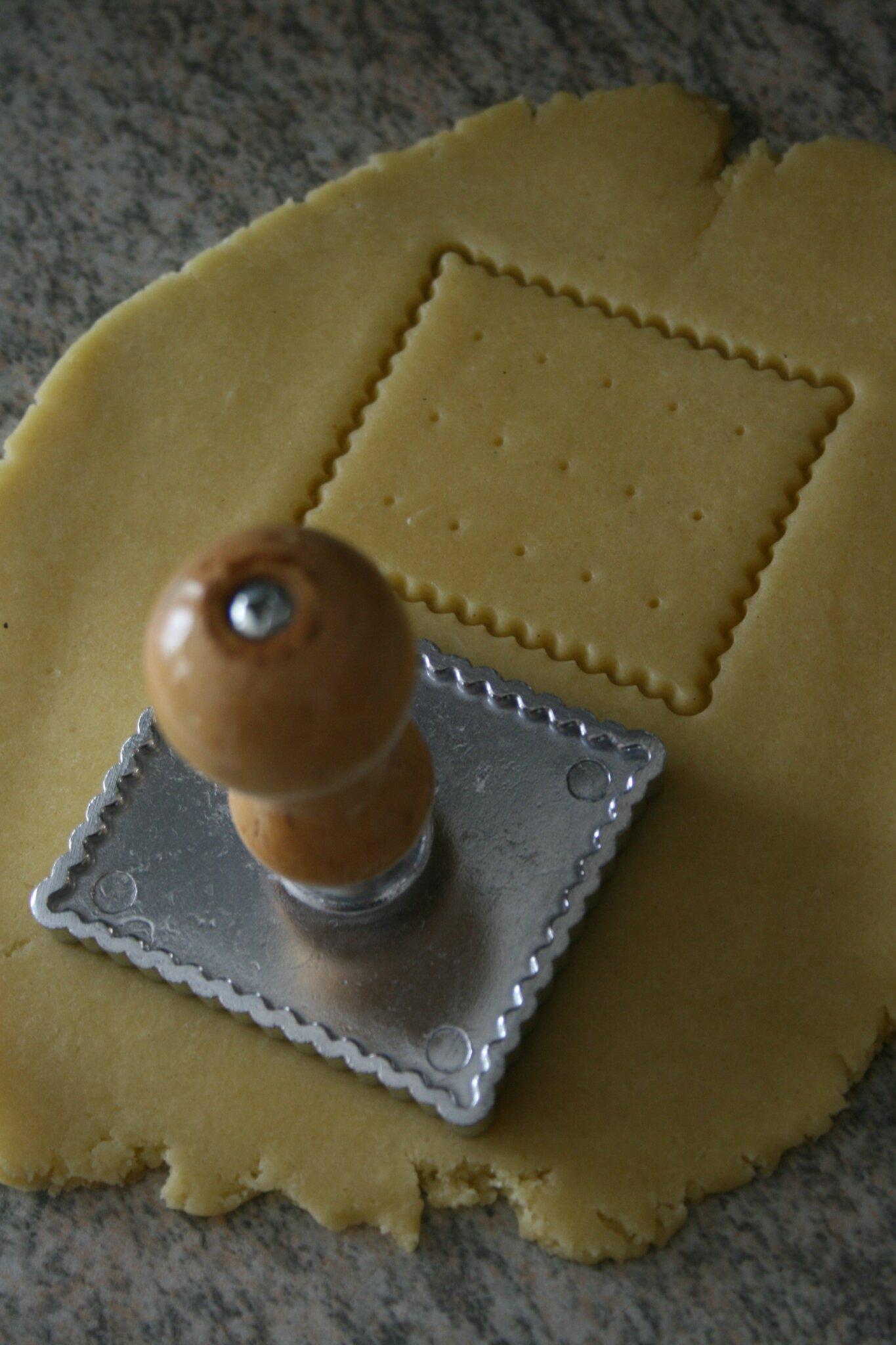 Petits-beurre et chocolat façon petit écolier 3