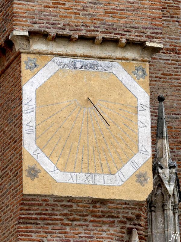 8 Cadran solaire 1708