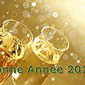 L'a.p.o. vous souhaite une super année placomusophile ...