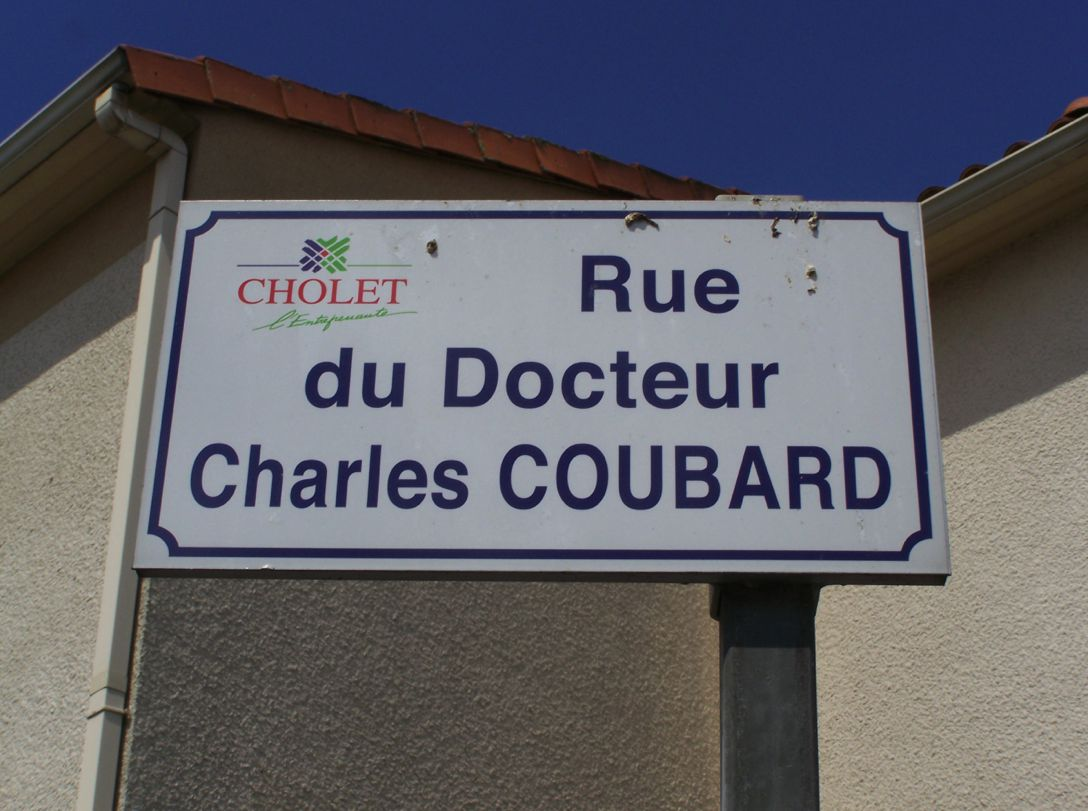 Cholet, rue Charles Coubard