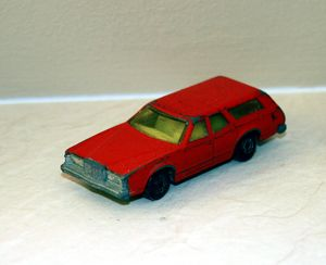 Mercury cougar villager de chez Matchbox (1978) 01