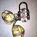 Cadena d'amour medium marabout africain bouddha grigri