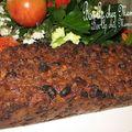 Pudding moelleux aux gavottes chocolatées de dinan