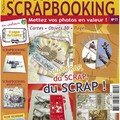 Passion scrapbooking 11 bientôt en kiosque !