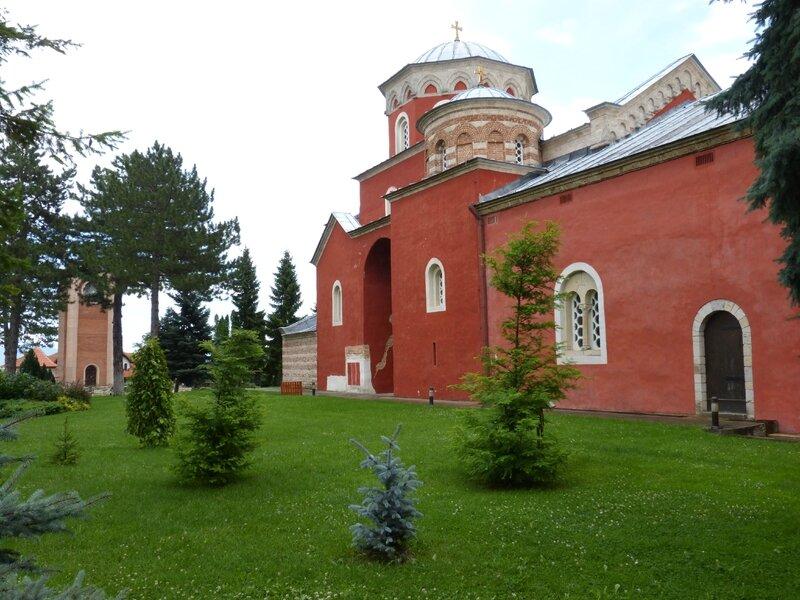 monastère de Žiča (6)