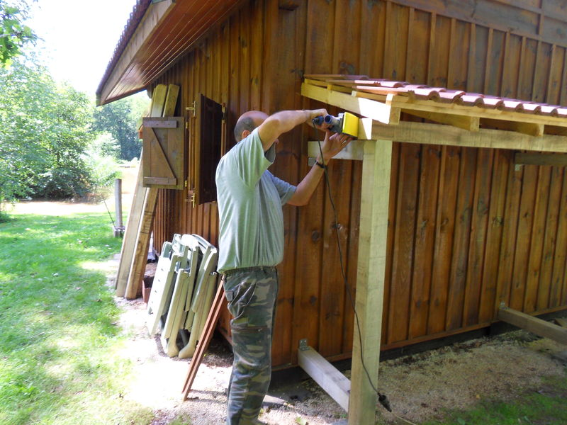 Comment Construire Un Appenti Bois appentis : tous les messages sur appentis - bienvenue sur étang et