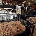 Les métiers mécaniques, les productions et l'exposition temporaire