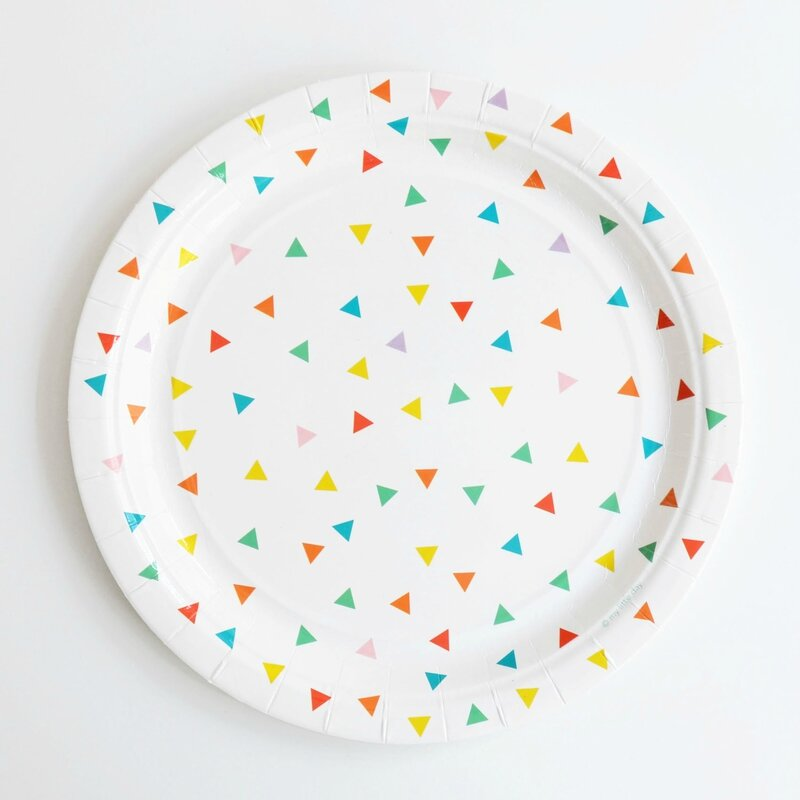 assiette-mld-triangle-multi