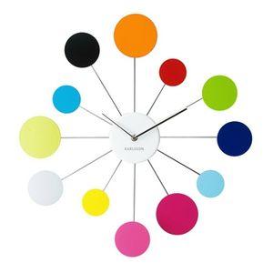 deco-horloge-multicolore