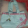 Tuto couture: un sac réalisé dans un jean's (recyclage des vêtements)