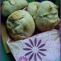Petits pains tout moelleux