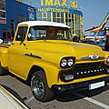 CHEVROLET Apache 31 pick-up Sinsheim (1)