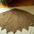 FLOWER PETAL SHAWL
