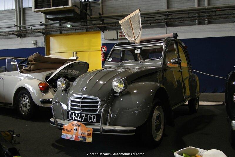 22 - Citroën 2CV AZAM
