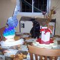 Présentoir buffet