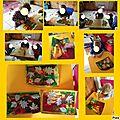 Peinture propre aux couleurs de l'automne