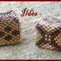 Cubic beads