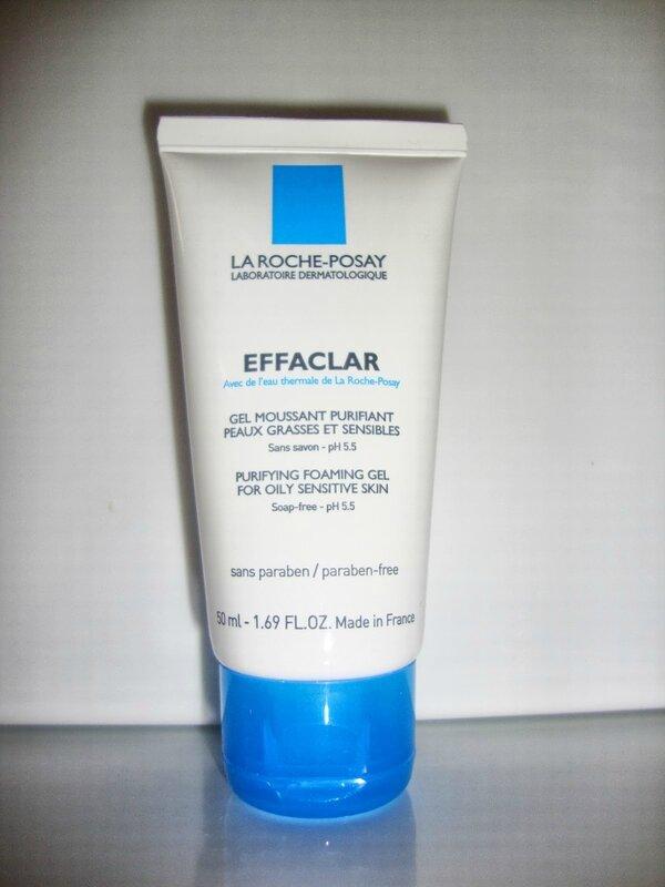 Effaclar gel nettoyant