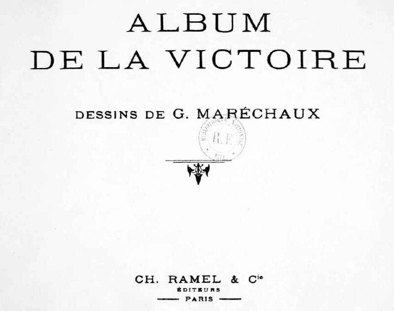 album de la victoire