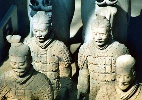 Armée Qin Shi Huang2