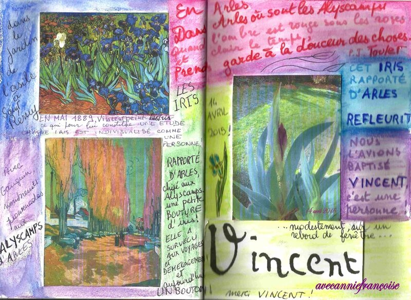 pages sur Vincent