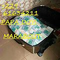 Porte-monnaie magique de papa doyi