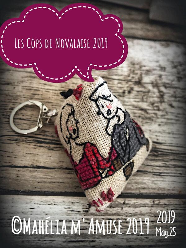 LES COPS DE NOVALAISE 2019