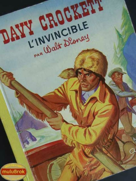 Davy Crocket L'invincible (1)