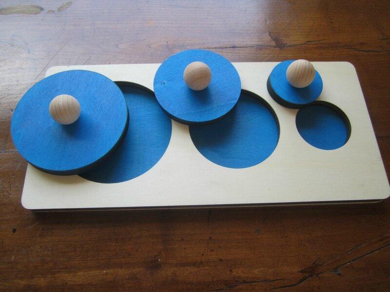 Puzzles des cercles (2)