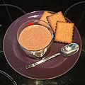 J'ai testé la mousse magique au chocolat thermomix