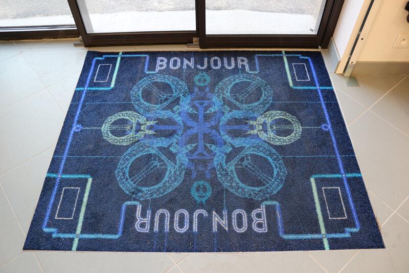 BIOCOOP RUE DE PARIS - Tapis d'Entrée