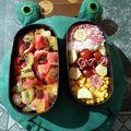 Bento big salades