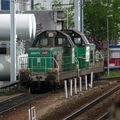 BB 69 000 (ex 66 000) livrée Fret à Bordeaux