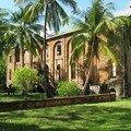 L'ancien hôpital de l'île
