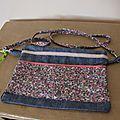 Petits sacs à mains pour mes filles.