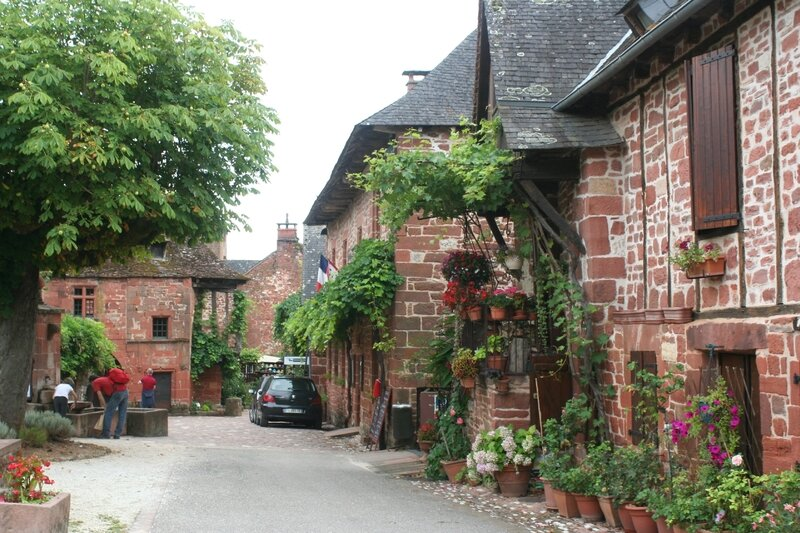 Collonges la Rouge 069