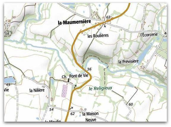 Dolbecq Pont-de-Vie z