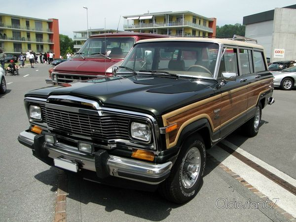 jeep wagoneer limited 4x4 1979 1981 a