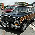 Jeep wagoneer limited 4x4, 1979 à 1981