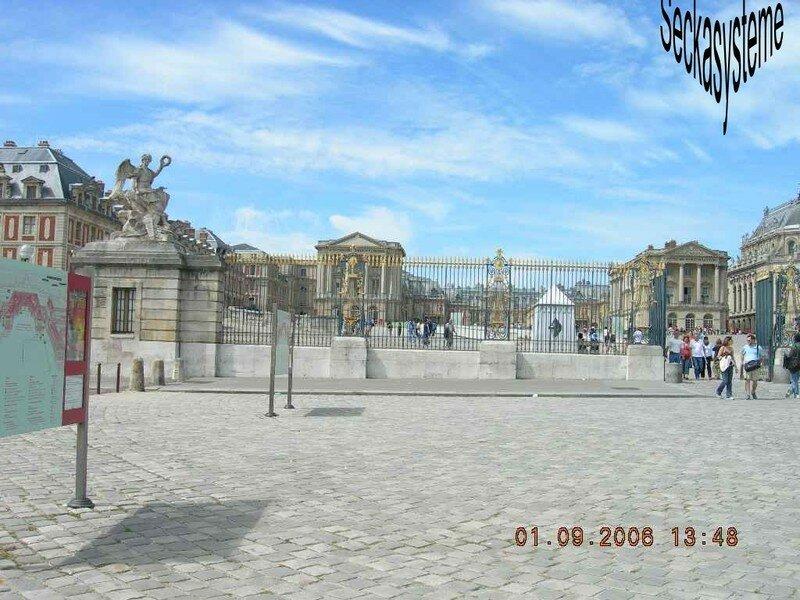 2006-09-01 - Visite de Versailles 7