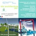 Résultats du concours d'architecture écologique aire second life le 8 septembre